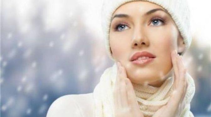Косметические методы для холодного времени года