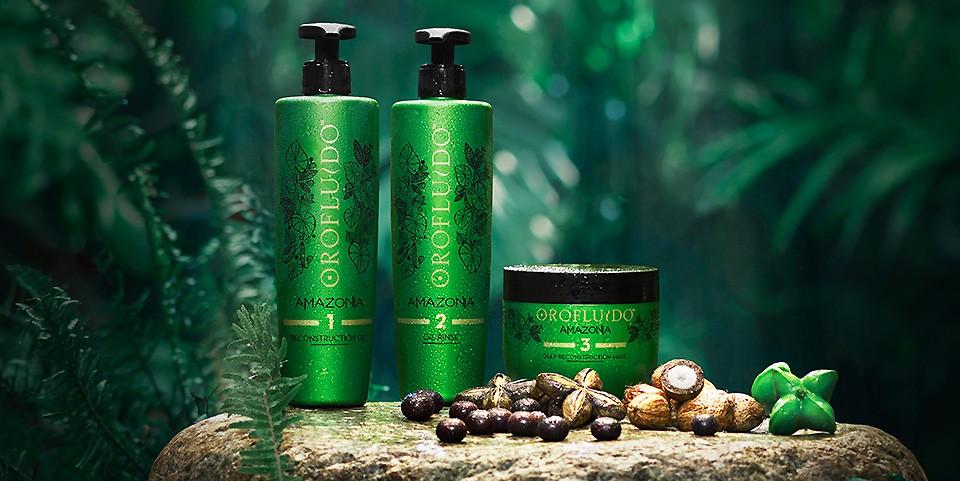 Картинки по запросу Amazonia Spa - Уход за волосами